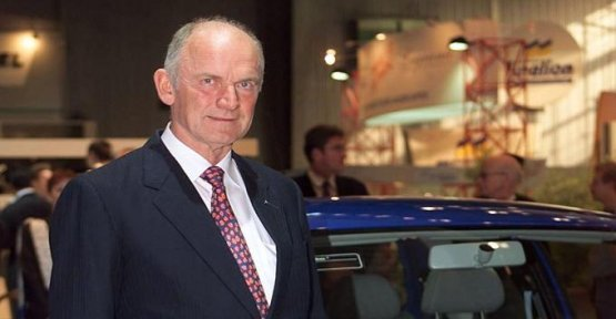 Ferdinand Piëch, at the origin of the emergence of Volkswagen, disappears at the age of 82