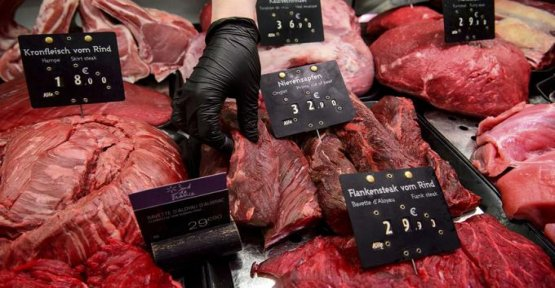 Germany : the idea of raising the VAT on meat has been minced in the Bundestag