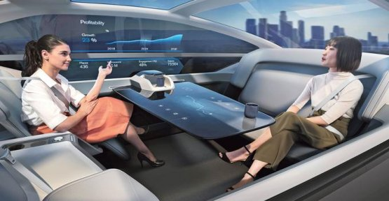 In 2039, cleaner transportation, connected and effective