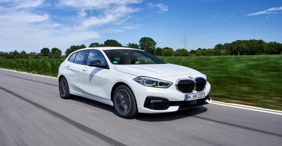 In spite of the promises of the vehicle – there is no electricity in the new 1-series