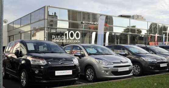 Manufacturers auto accelerate on the used market