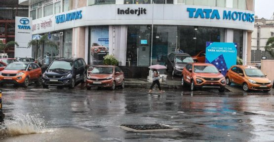 Severe crisis in the automotive industry in India