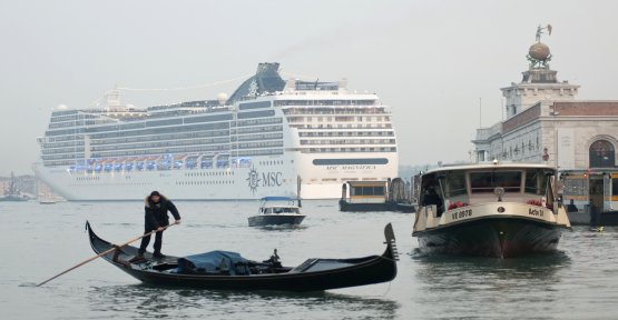 The Italian government is a step closer to the end of the cruise in Venice