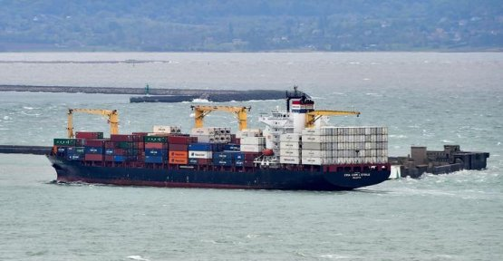 The vessels of the CMA CGM don will go along not Siberia
