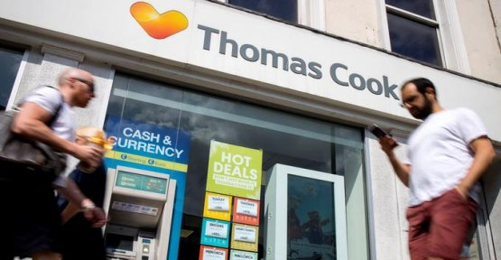 Thomas Cook badly in need of money