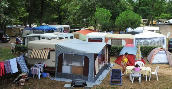 Thousands of small campsites in trouble