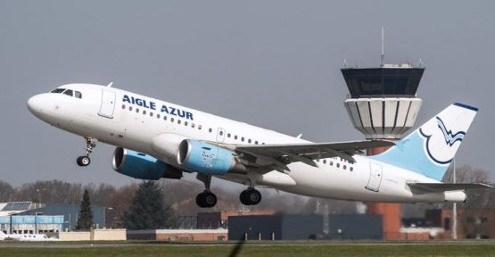 All flights of Aigle Azur canceled from Friday night