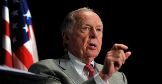 Business man most hated of the United States, T. Boone Pickens is dead