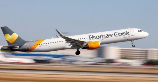 On the brink of bankruptcy, the tour operator Thomas Cook set about his fate this Sunday