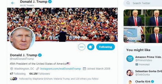 The influence of tweets of Trump on the market now has its index