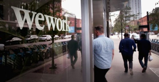 The ipo of WeWork is complicated