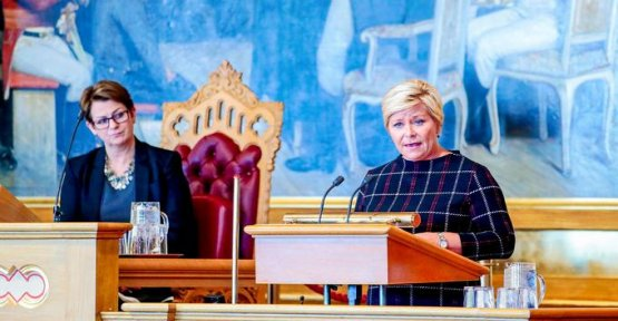 Despite robust growth, the Norway tightens the belt