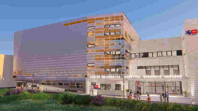40 million euros for the reform of the Hospital Gregorio Marañón