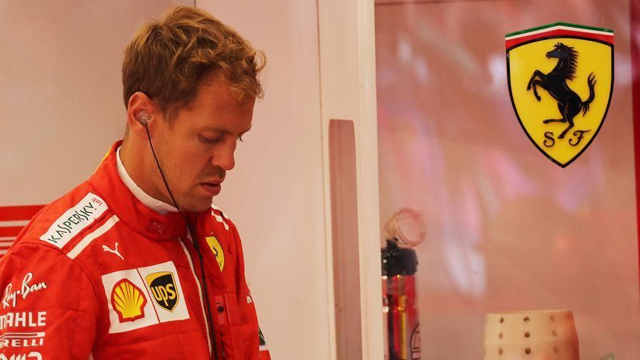 Ferrari44; Vettel deluso58; Peccato per la pole44; c8217;232; stata confusione