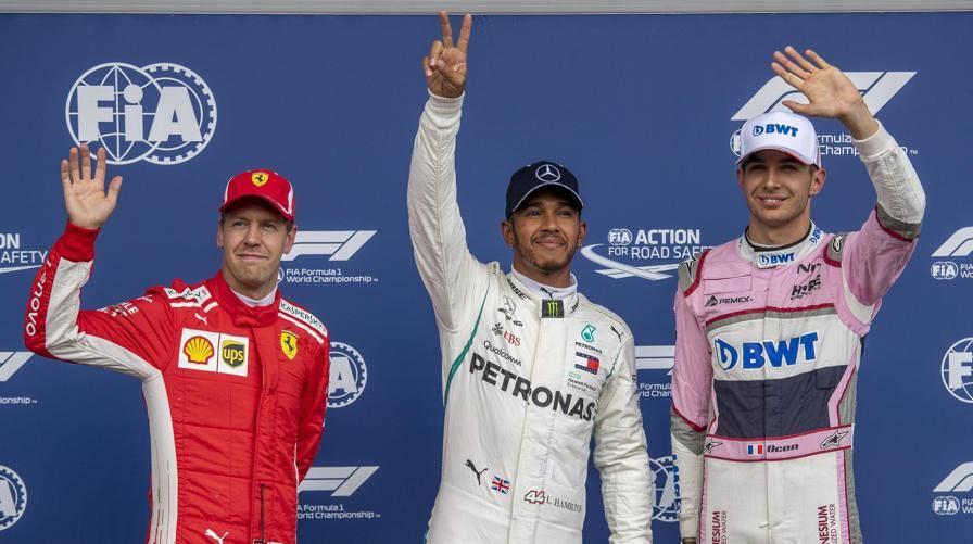 Hamilton58; 8220;Qualifiche dure46; Le Ferrari63; Veloci44; ma ero vicino8221;
