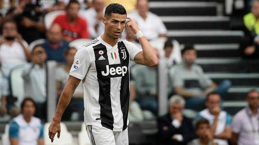 Juve44;  Cristiano Ronaldo non decolla58; la prima allo Stadium 232; senza gol