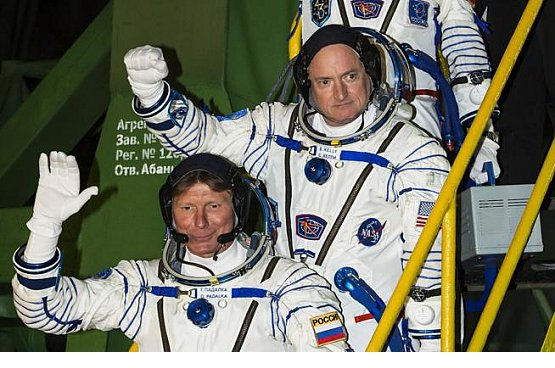Scott Kelly, astronaut who spent 340 consecutive days in space, to speak at CU