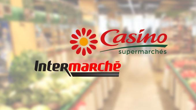 Brussels is sending investigators to the seats of Casino and Intermarché