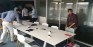 The escape game between colleagues, a format which...