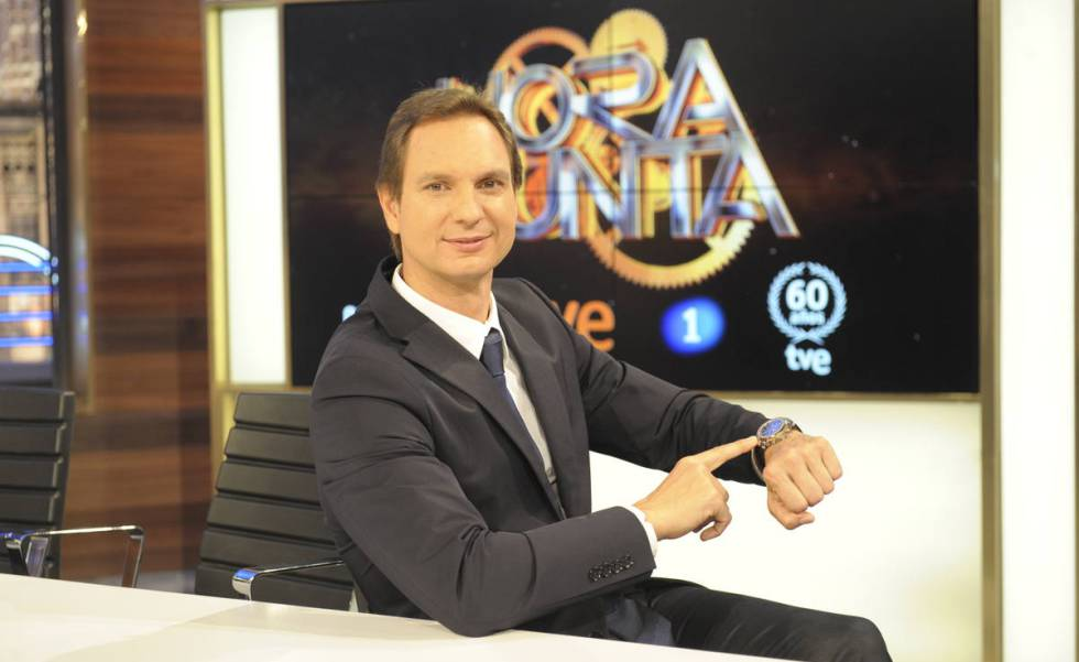 TVE disregarded completely by Javier Cárdenas