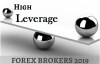 Best High Leverage Forex Brokers for 2019
