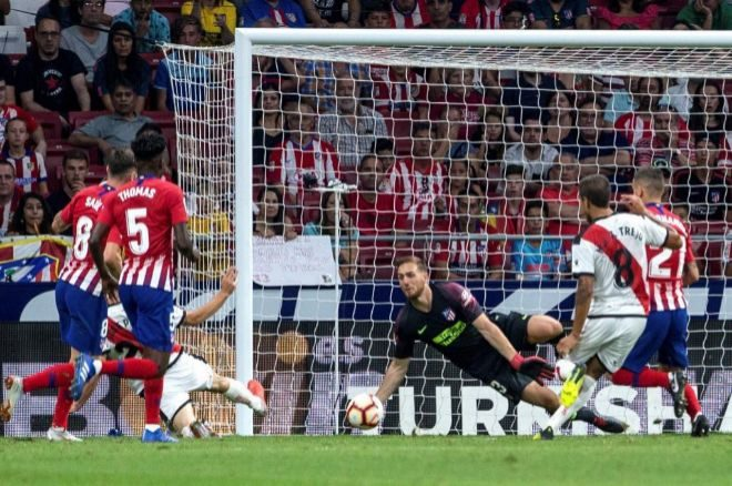Oblak calm the headache of the Athletic