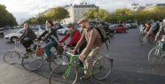 In Paris, more than ever, the bicycle is...