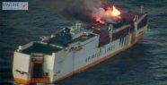 The Italian vessel Grande America sank off...