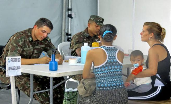 Brazil, open border to the exodus of venezuelan