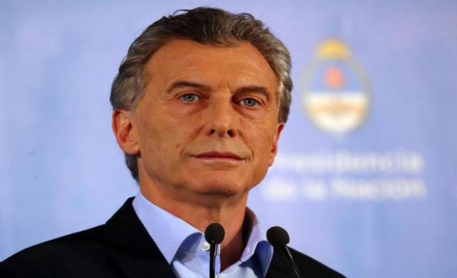 Macri, forced to ask for more money to the IMF to ward off the growing specter of the default