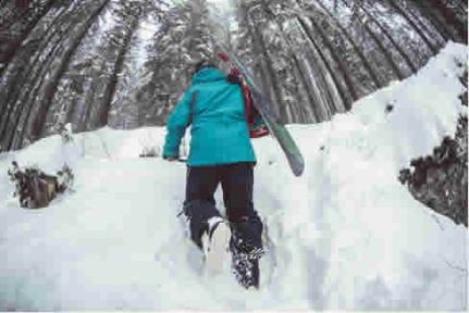 Signs that You Could be a Snowboarding Instructor