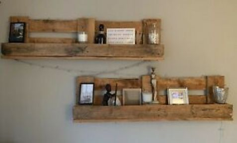 Why Should People Explore the Use of Pallet Shelves?