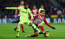 Barca lost to Rafinha and Sergi Roberto
