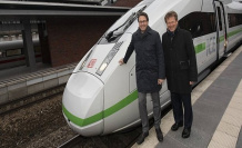 Scheuers rail transport policy: rail saver reluctance