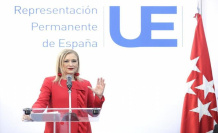 Cifuentes: four official trips, 11 days and 4.268 euros of spending when he was president of Madrid