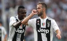 Juventus45;Lazio 245;058; in gol Pjanic e Mandzukic46; Ronaldo ancora a secco