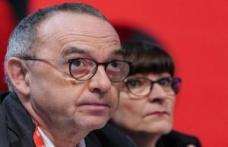 SPD chief Borjans, wants to return taxes higher peak: The motto