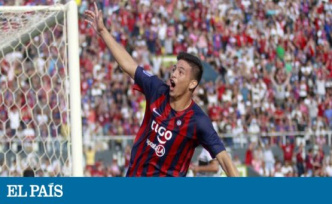 The teenager who scores in the First football paraguayan