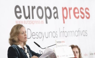 Calviño opens the door to delay the privatization of Bankia scheduled for December 2019