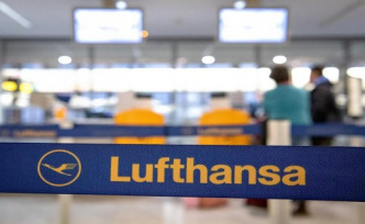 Lufthansa share continues to decline and falls to the Dax-end