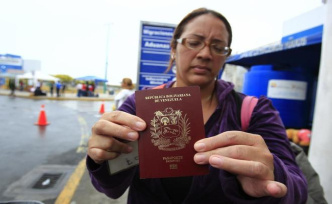 Peru tries to stop the exodus of venezuelans with the requirement of passport