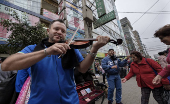 Precariousness in Peru, the promised land for the venezuelan people