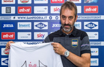 Sampdoria, Giampaolo ready to get back in the fieldx3a; quot;Right to just stop, debut egrave; joyquot;